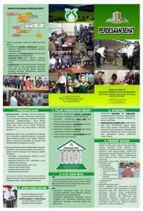 Sosialisasi PS melalui Leaflet