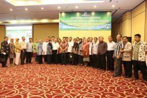 Tim Lengkap PS, Foto bersama usai Sosialisasi PS