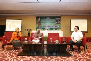 Dialog PS, Asdepkes bersama Akbidyo dan salah satu Kepala Dinkes DT