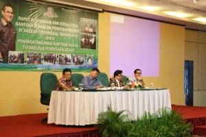 Panel Diskusi Sosialisasi PS