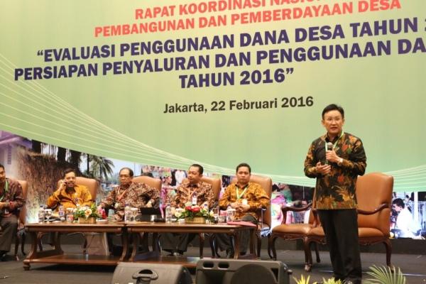 Gerakan Desa Membangun Indonesia Bidang Sosial Dasar